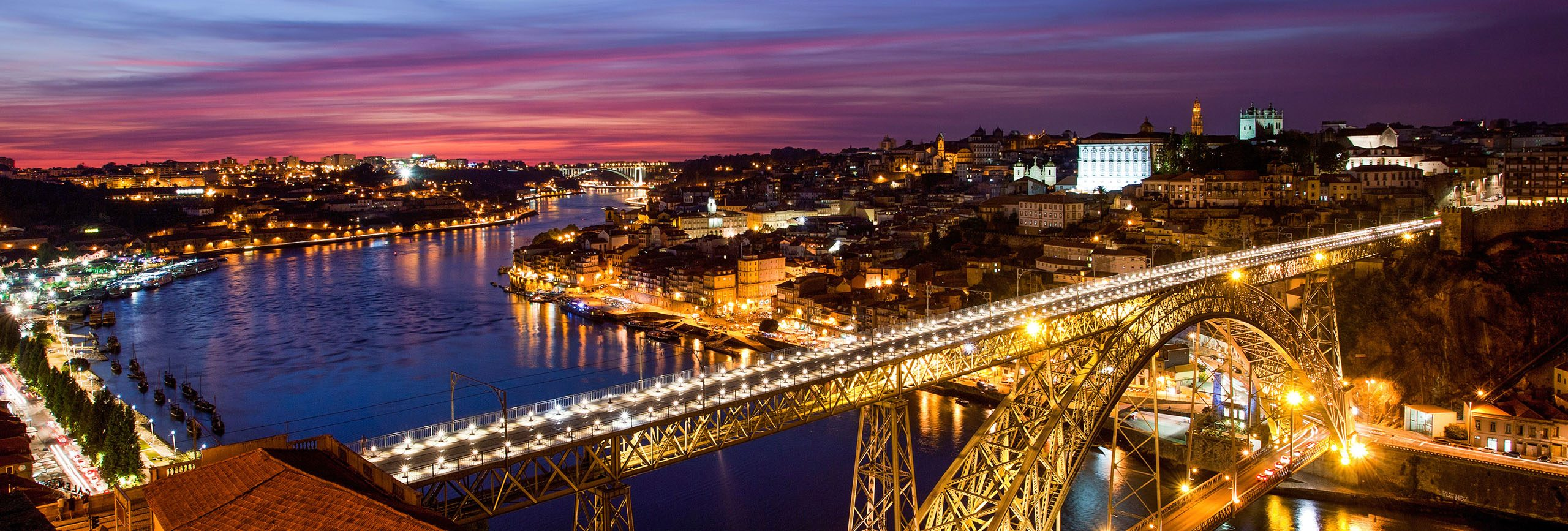 Welcome to Porto